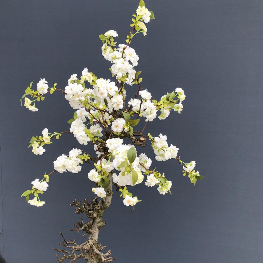 kunst bloesemboom wit 120cm