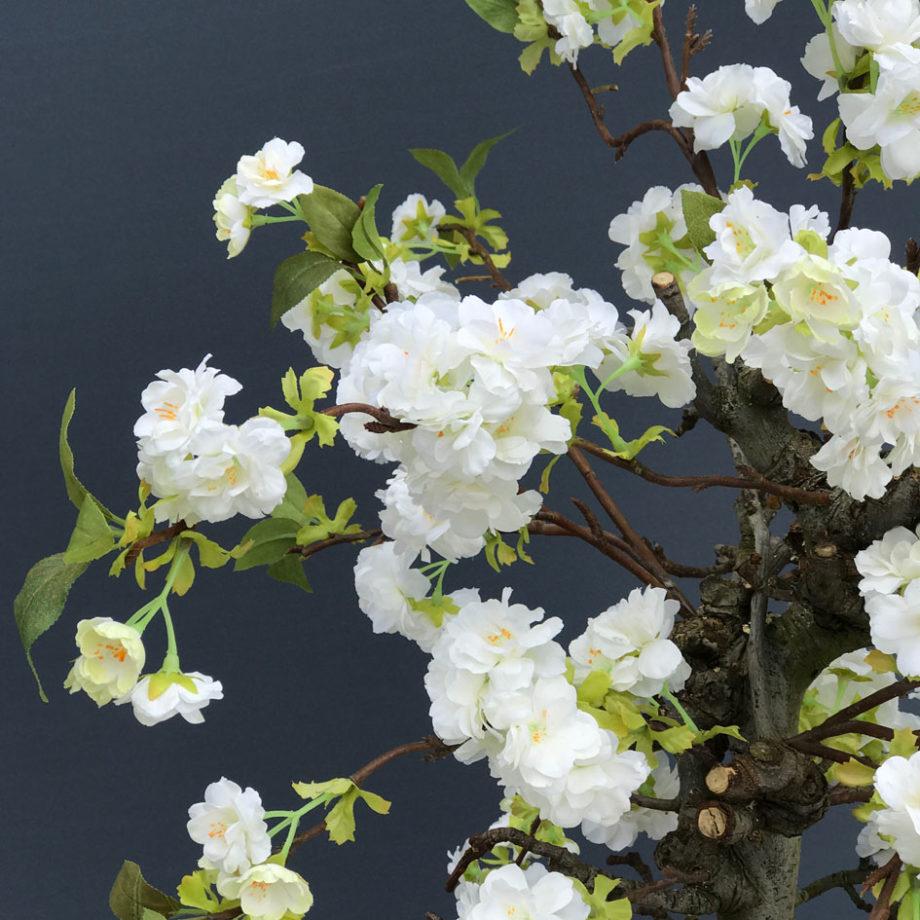 kunst bloesemboom wit