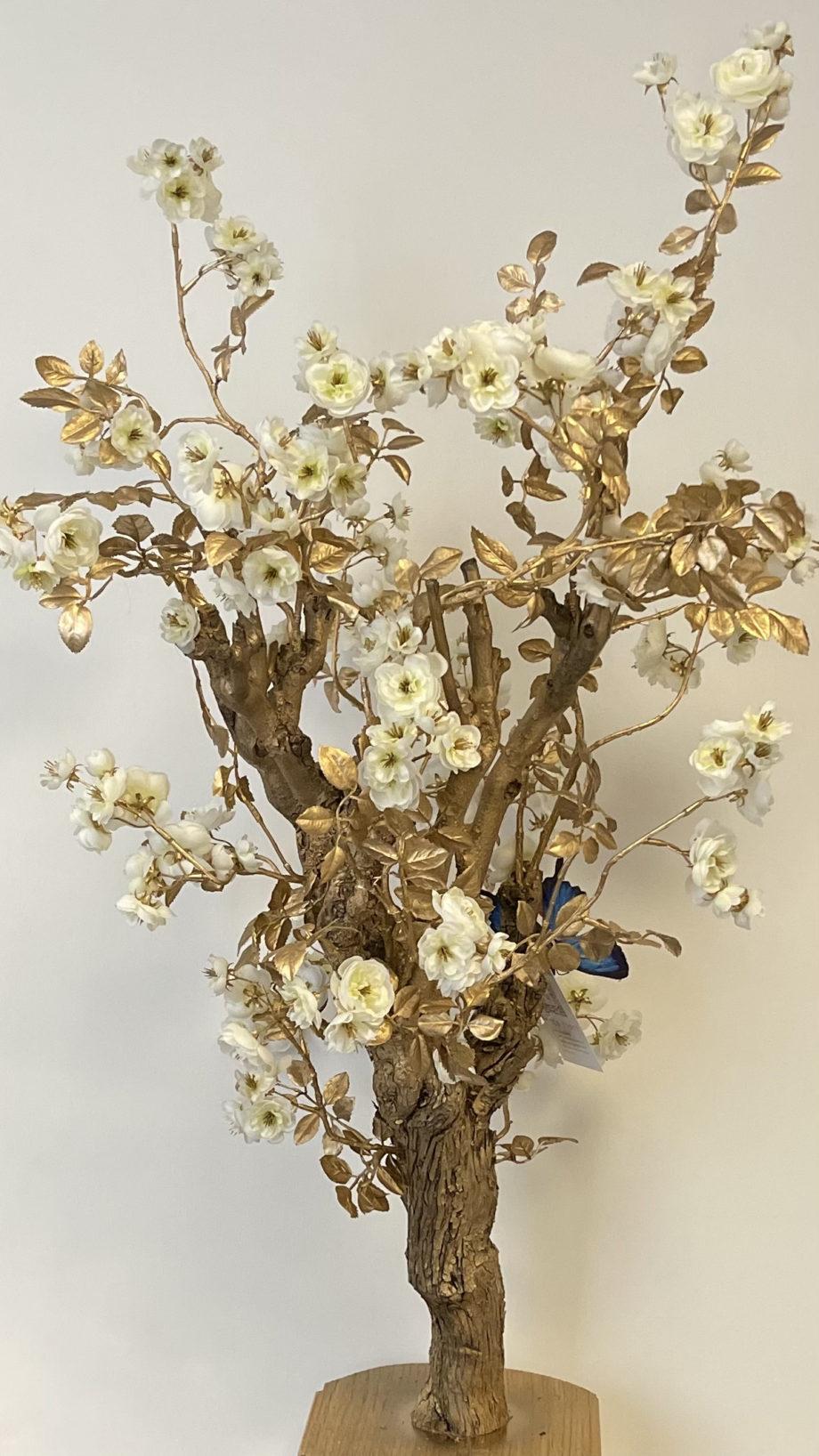 gouden bloesemboom